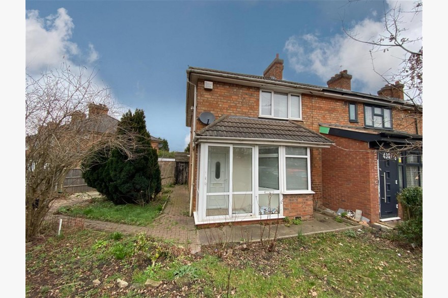 3 Bedroom End Terraced House For Sale - Main Picture
