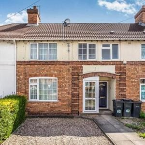 3 Bedroom Terraced House in Hall Green with a 5.5%+ Rental Yield